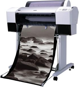 Velkoformátová tiskárna Epson 7880